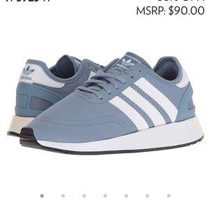 adidas Originals N-5923 Raw Grey/White/Black9